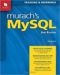Murach's MySQL Book