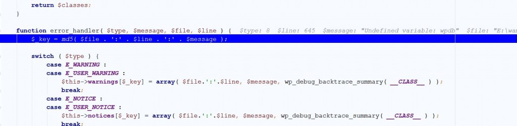 Debugging WordPress with PHP Storm