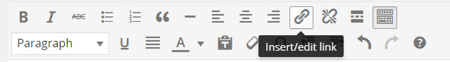 Wordpress Visual Editor - Add Amazon Link to Post