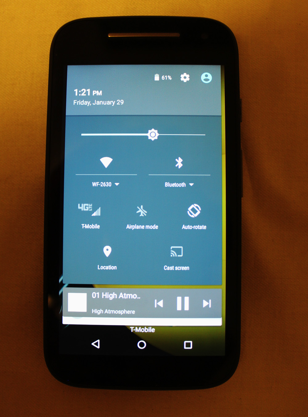 Use the Verizon Motorola Moto E on T-Mobile – Instructions