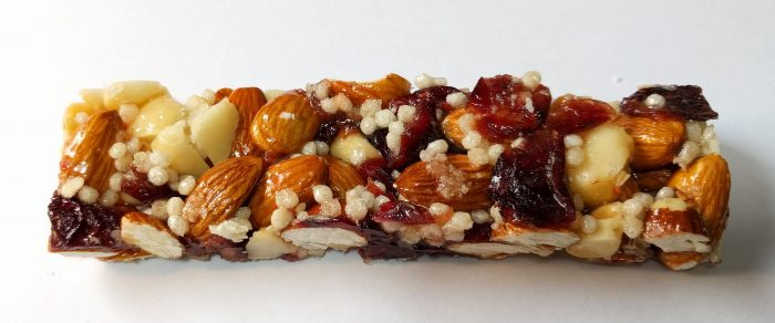 Cranberry Almond + Antioxidants Kind Plus Bar