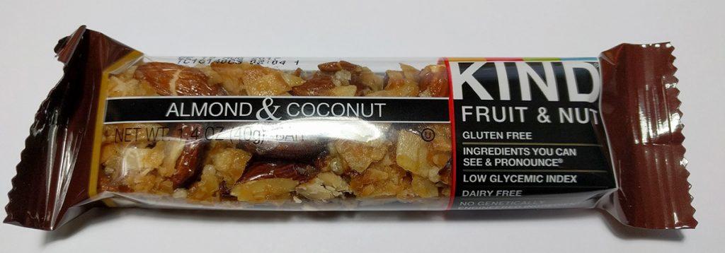 Almond & Coconut Kind Bar