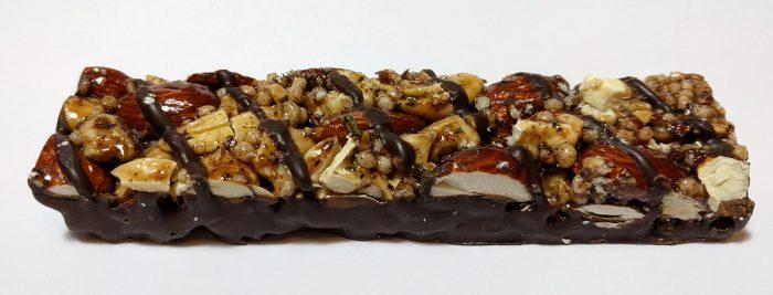 Dark Chocolate Almond Mint Kind Nuts & Spices Bar